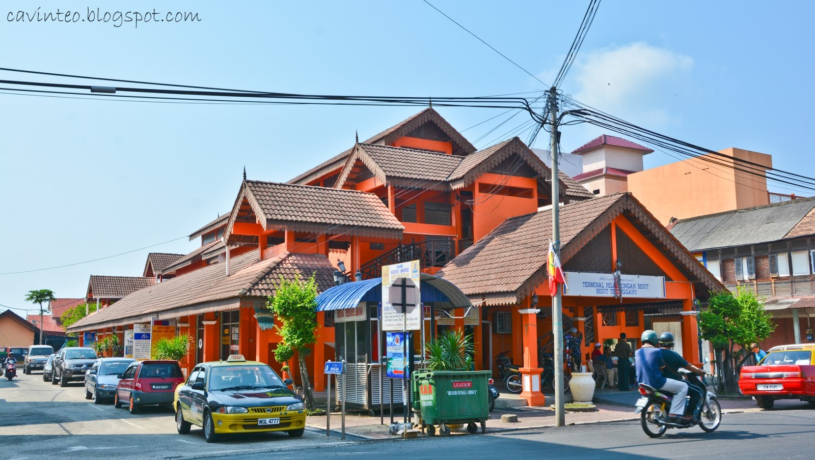 05 April Cafe – Spend Your Time Here While You Wait for Your Ferry @ Kuala Besut Jetty [Malaysia] (Large)